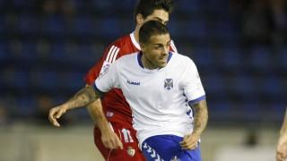Vitolo (CD Tenerife) disputó 38 partidos y sumó 1.823 pases