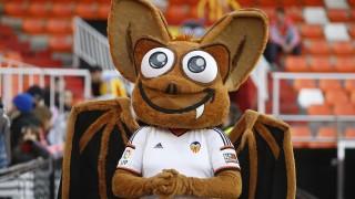 El murciélago reina en Mestalla