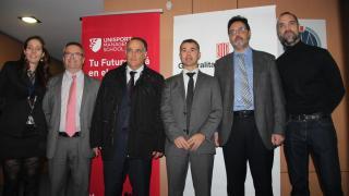 La II Jornada de Derecho Deportivo de Lleida fue inaugurada por Javier Tebas, presidente de la LFP