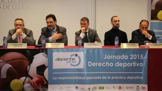 La jornada contó con la participación de destacados representantes de la judicatura, el deporte y el periodismo
