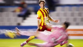 Una ocasión de gol 'espectracular'