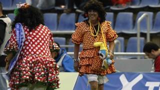 El nuevo uniforme para la práctica del fútbol en Tenerife