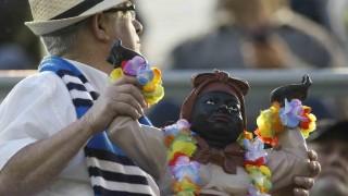 Un aficionado del Tenerife recurre a la magia negra en el Heliodoro Rodríguez López