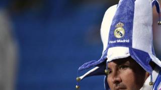 Un trovador en el Bernabéu
