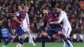 Piqué y Mascherano han sido fundamentales para ser el equipo menos goleado de la competición