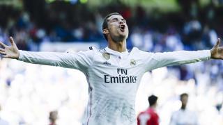 1. Cristiano Ronaldo (Real Madrid). 182 disparos / 182 shots.