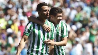 Con 32 tantos, Rubén Castro se ha convertido en el máximo goleador de la competición esta campaña