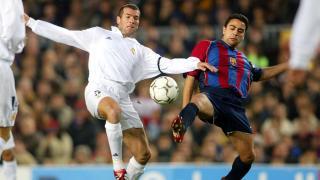 Xavi Hernández vivió una época de estrellas en la Liga BBVA