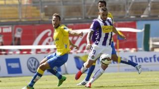 La UD Las Palmas será el primer rival blanquivioleta en el play-off