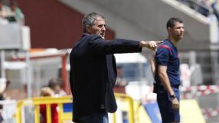 Paco Herrera ha sido el artífice del éxito de Las Palmas esta temporada.