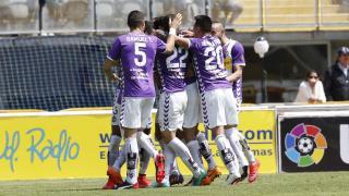 El Valladolid suma una racha de tres victorias y dos empates
