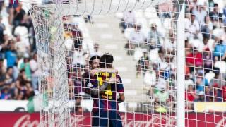 Ante el Córdoba, y con un 0-8, los azulgranas cosecharon su mayor goleada del curso.