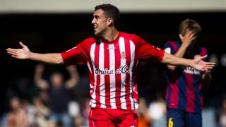 8. Mata (Girona FC). 76 disparos/76 shots.