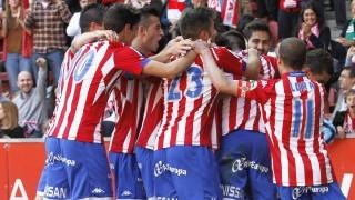 Con 82 puntos, el Sporting ha conseguido el ascenso directo