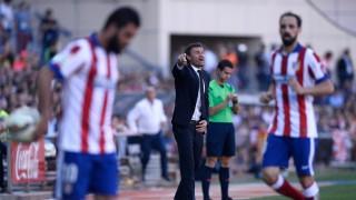 Luis Enrique conquistó su primer título gracias a la victoria en el Vicente Calderón