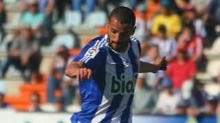 9. Yuri (SD Ponferradina). 16 goles.