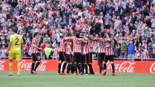 El Athletic venció 4-0 al Villarreal en la última jornada de la Liga BBVA 2014/15