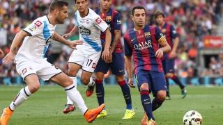Xavi Hernández ha dado ocho asistencias de gol en su última temporada como azulgrana