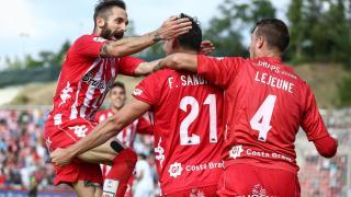El Girona, favorito para terminar en segundo lugar