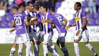 Con 72 puntos, el Valladolid ha acabó en quinta posición