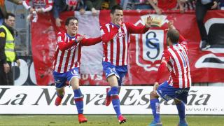 El Sporting apura sus opciones de alcanzar el ascenso directo
