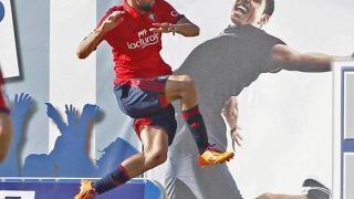Alegría compartida en el fútbol español