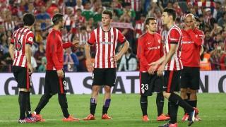 El Athletic lo intentó hasta el final, aunque tan solo pudo anotar un gol