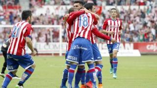 Con solo dos derrotas en toda la temporada, el Sporting aun sigue soñando con el ascenso