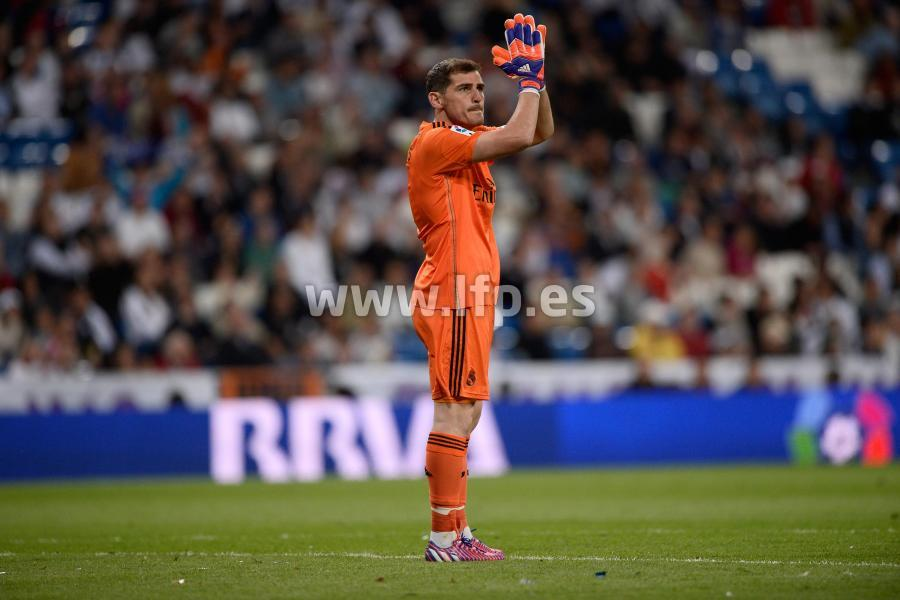 Leyendas De Laliga Iker Casillas