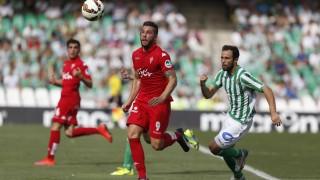 El Sporting venció 0-3 al Betis y ocupa así la segunda plaza y el ascenso directo