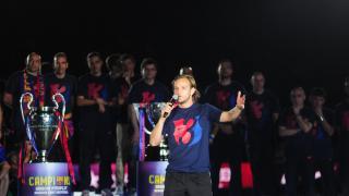 El croata fue protagonista en su primer año como azulgrana