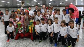 El Real Madrid también estará representado en LaLiga Promises en Barranquilla