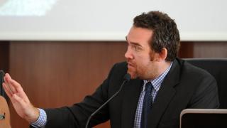 Rodrigo Arias, miembro del Departamento de Integridad de LaLiga