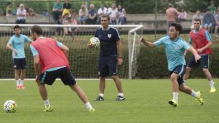 El Athletic, que jugará la previa de la Europa League, ha comenzado su pretemporada en Austria