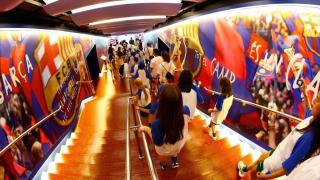 El Camp Nou y el Power8 Stadium formaron parte de las visitas programadas por el Campus