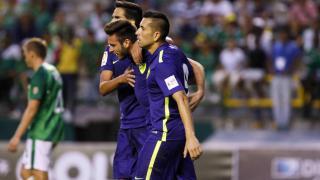 Cop anotó el segundo tanto del Málaga ante Deportivo Cali