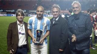 Amrabat fue designado como el mejor jugador del partido