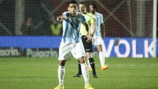 Recio fue uno de los jugadores del Málaga con mayor protagonismo