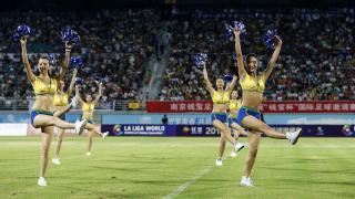 El fútbol, fiesta y espectáculo