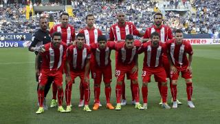 Así presentó el Sevilla FC el primer once de este curso