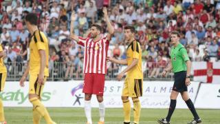 Almería - Osasuna.