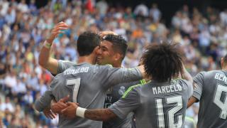 Cristiano suma 230 goles con el R. Madrid en la Liga BBVA
