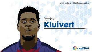 Patrick Kluivert: 7 temporadas de LaLiga