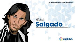 Míchel Salgado: 15 temporadas en LaLiga