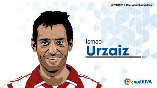 Ismael Urzaiz: 17 temporadas en LaLiga