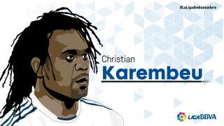 Christian Karembeu: 3 temporadas en LaLiga