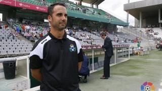 Álvaro Reina, segundo entrenador del Alcorcón