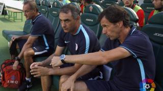 Jon Solaun, segundo técnico del Bilbao Athletic