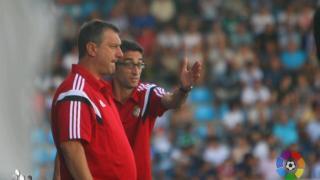 Rubén Vega Fuertes dirige como segundo técnico en la Ponferradina