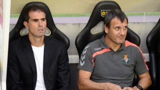 Patxi Ferreira es el apoyo de Gaizka Garitano en el Valladolid